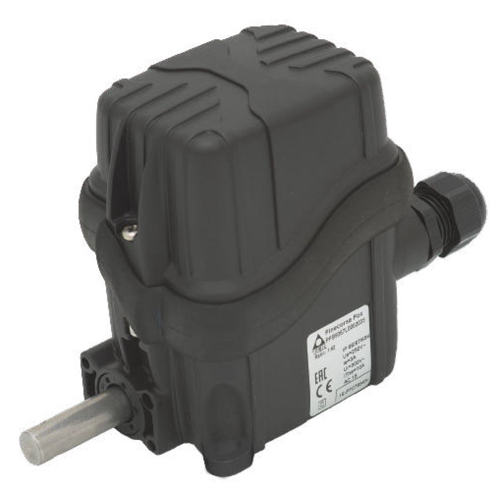 PFB9067L0016008: Ratio 1:15-4 Cams Snap Action Fox Rotary Limit Switch