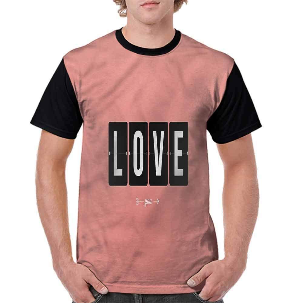 Round Neck T-Shirt,Spiritual Beauty Nature Motif Fashion Personality Customization