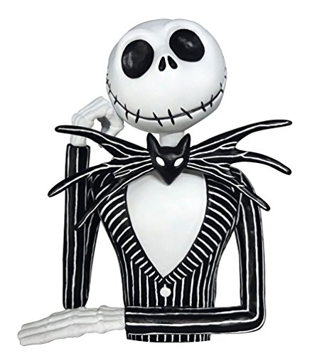 Nightmare Before Christmas Jack Bust Bank