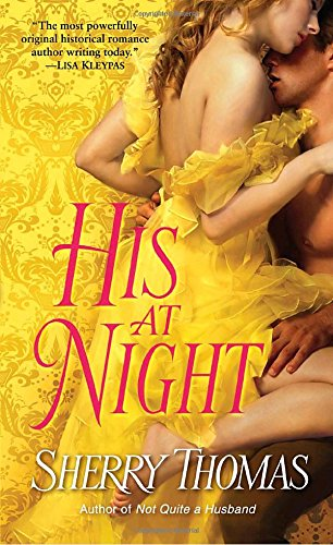 book cover of His at Night