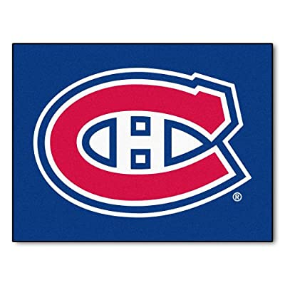Fanmats NHL Montreal Canadiens Nylon Rug