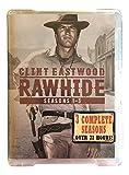 Clint Eastwood Rawhide Seasons 1-3 23 Discs