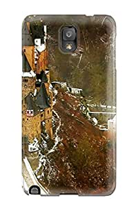 9816438K58823455 For Eltz Castle Protective Case Cover Skin/galaxy Note 3 Case Cover