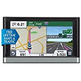 Garmin Nuvi 2497LMT 4.3-Inch Portable Vehicle GPS with Lifetime Maps and Traffic-(Certified Refurbished)