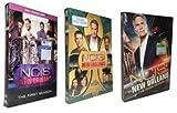 NCIS New Orleans: Complete Series Seasons 1-3 DVD