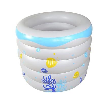 FJXLZ® Vasca da bagno gonfiabile, Piscina per bambini Isolamento ...