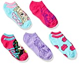 Bratz Girls 5 Pack No Show Socks