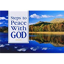Steps to Peace with God Spanish, Pack of 25