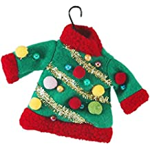 Ugly Sweater Ornament by C&F