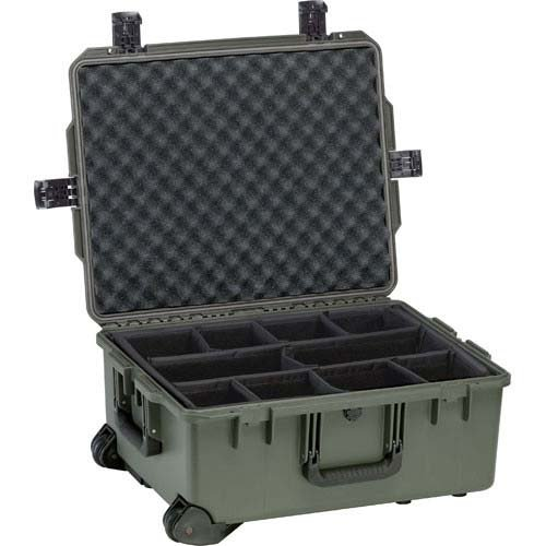 Pelican Storm IM2720-30002  Pelican Storm iM2720 Case with Padded Divider Set, (Olive Drab)