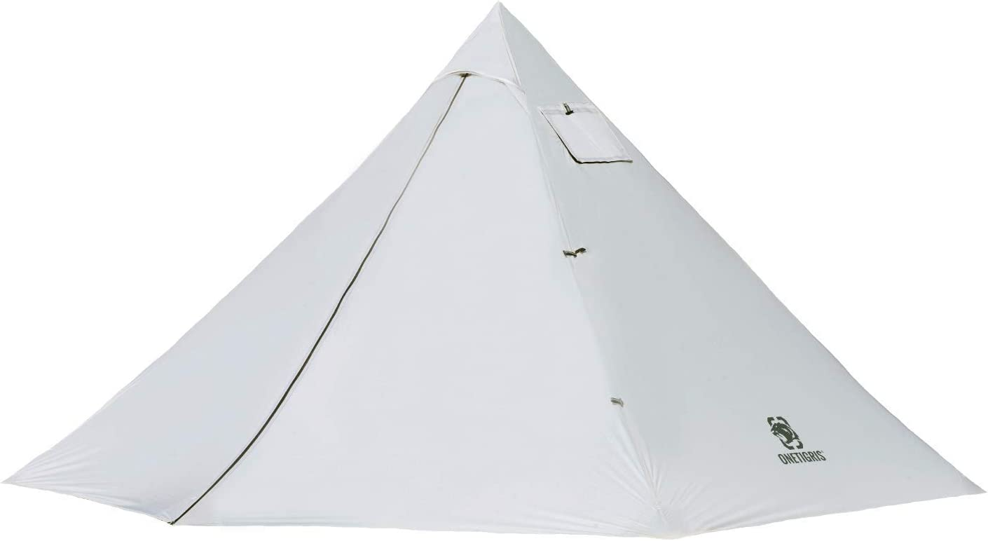 OneTigris Smokey HUT Hot Tent- Best Backpacking Tent With Stove Jack