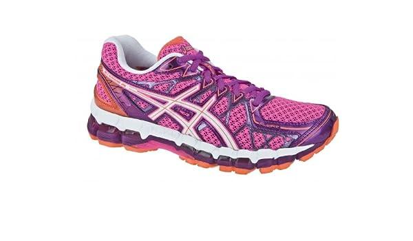 Zapatillas running Asics Kayano 20 pink/violeta para mujer Talla ...