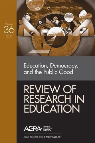 Education, Democracy, and the Public Good (Review of Research in Education)
