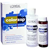 L'Oreal Colorzap Clear Remover Kit (Pack of 2)