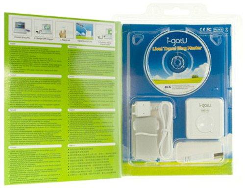 i-gotU USB GPS Travel & Sports Logger - GT-600