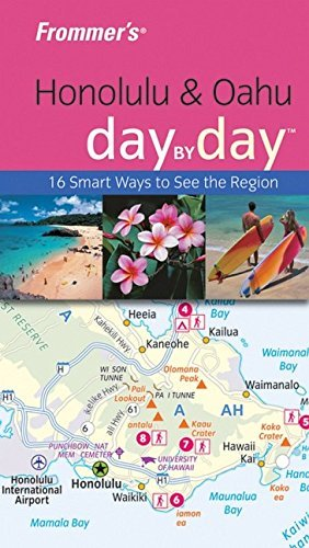 Frommer's Honolulu & Oahu Day by Day (Frommer's Day by Day - Pocket) by Jeanette Foster - Mall Shopping Honolulu