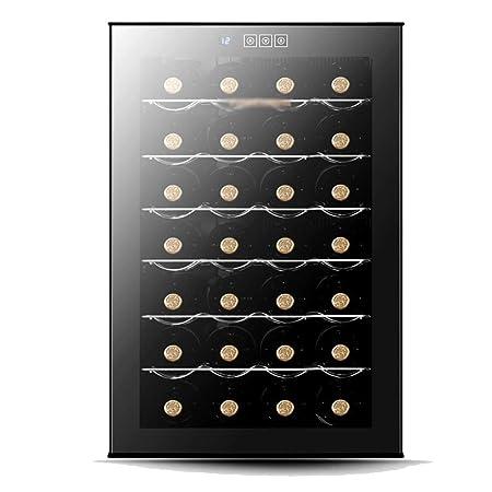 Sonw Yang Nevera de vino y refrigerador para vinos, independiente ...