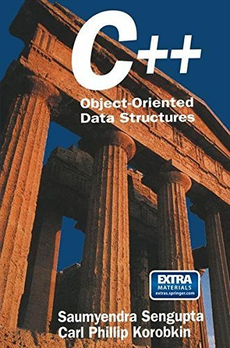 Download C++: Object-Oriented Data Structures: Book and Disk Pdf