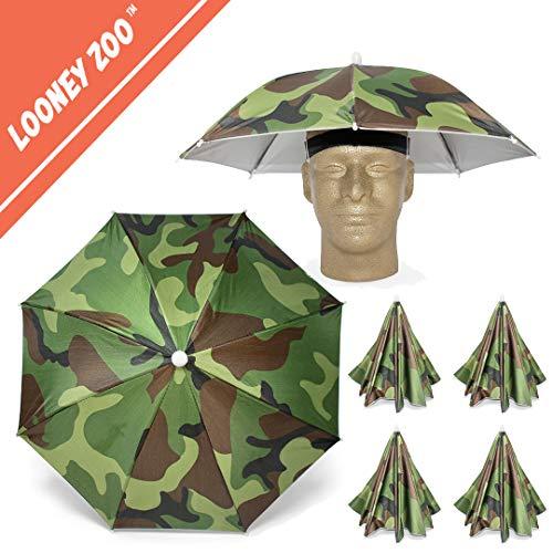Buy umbrella hat camo