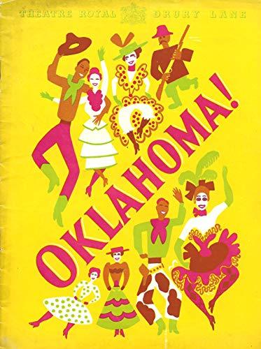 "Rodgers & Hammerstein""OKLAHOMA!"" Howard Keel 1947 London Souvenir Program"