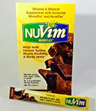 Cheap Nuvim Vitamin & Mineral Supplement with Exclusive MunePro and Accuflex-Chocolate 30 Sachets
