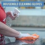 Powder Free Disposable Gloves Medium -100 Pack