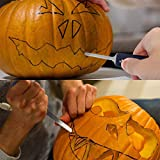 Alisy Pumpkin Carving Tools Kit - Halloween