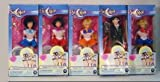 "Rare Sailor Moon 6"" Tall Dolls 5 Piece Set"
