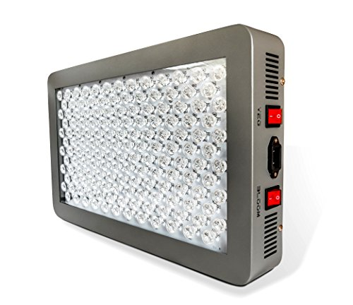 51gXAr5O5XL Advanced Platinum Series P450 450w 12-band LED Grow Light - DUAL VEG/FLOWER FULL SPECTRUM