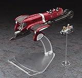Last Exile -Ginyoku no Fam- Tatiana's Van Ship & Fam's Vespa (Plastic model) by Hasegawa