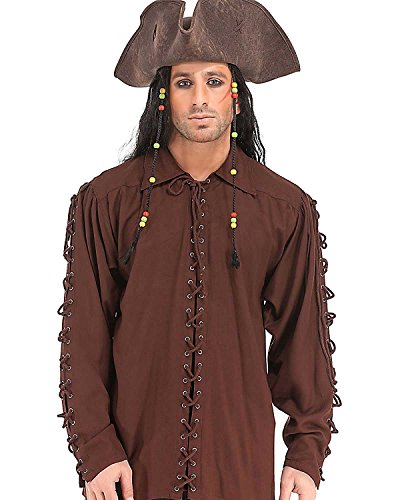 Medieval Gothic Punk Pirate Shirt
