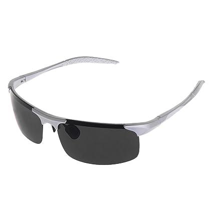 Lamdoo Gafas polarizadas para Pesca, Ciclismo, conducción, al Aire Libre, Gafas de