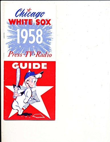 1958 chicago White sox spring Training Players Roster em