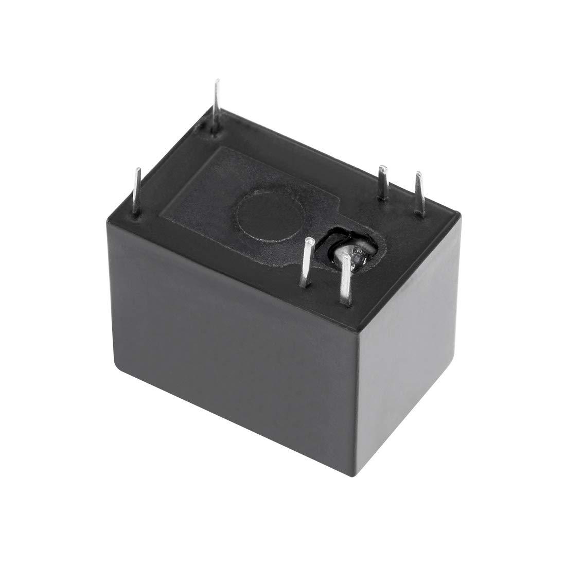 Sourcing Map TL-4100-C-5V DC 5V Spule SPST 6 Pin PCB elektromagnetisch Power Relay