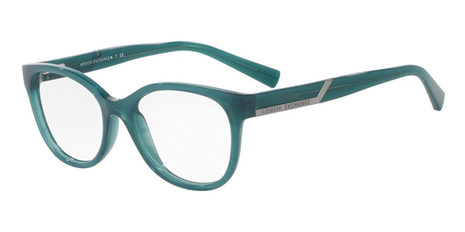 Amazon.com: Exchange Armani 0 ax3032 F Optical Full Rim ...
