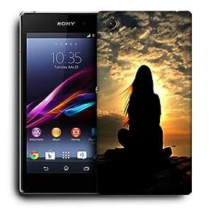 Diseñador Snoogg Teléfono protector de la cubierta del caso para Sony Xperia Z1