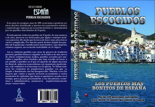 Los pueblos más bonitos de España: 9788417368715: Amazon.com ...