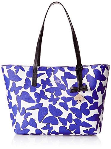kate spade new york Hawthorne Lane Ryan Shoulder Bag Lapis Blue Multi One Size