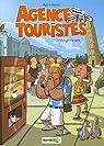 Agence touristes, Tome 1 : Voyages à la carte par Sapin