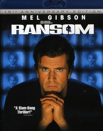 Blu-ray : Ransom: 15th Anniversary Edition (Anniversary Edition, , Dubbed, Widescreen)
