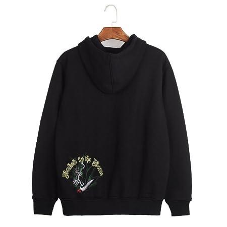 ndsoo Los Hombres japoneses Hombres suéter suéter suéter suéter de Cachemira impresión con el suéter de Moda Japonesa,Black,M: Amazon.es: Deportes y aire ...