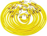 Performance Tool 1455 10Pc Stretch Cord Set - 2 x 12'',