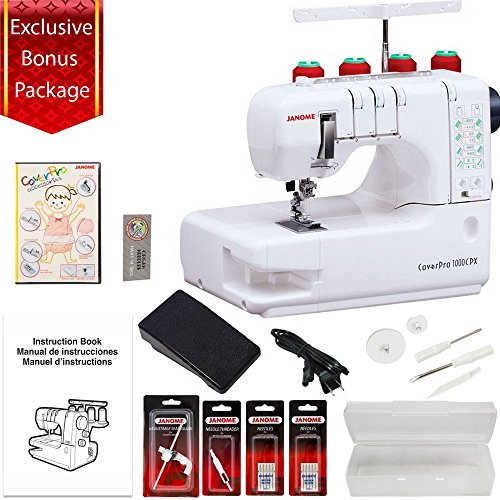 janome coverpro 1000cpx
