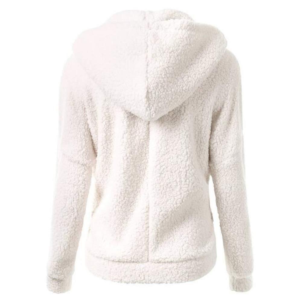 AOFITEE Womens Full-Zip Polar Fleece Jacket Winter Warm Plus Size Sport Coat