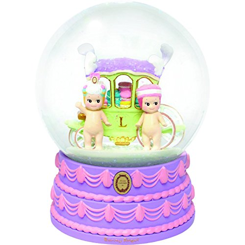 Collector Snow Ball Sonny Angel Secrets of Ladurée