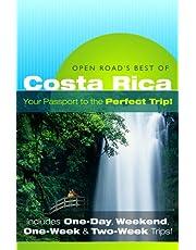 Open Road's Best of Costa Rica 4E