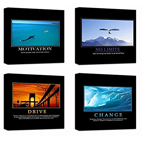 Inspirational Wall Art: Amazon.com