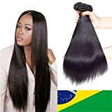Brazilian Virgin Hair Unprocessed Human Hair Straight Hair Review and Comparison