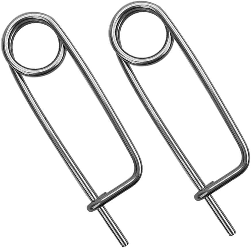 IPOTCH 2 Pedazos Gancho de Cable de Choque de Buceo para Instalaci/ón y Reparaci/ón