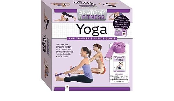 Anatomy of Fitness: Yoga (tuck box): 9781488910111: Amazon ...
